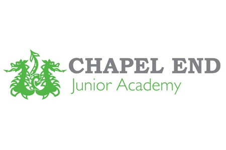 Chapel End Junior Academy logo