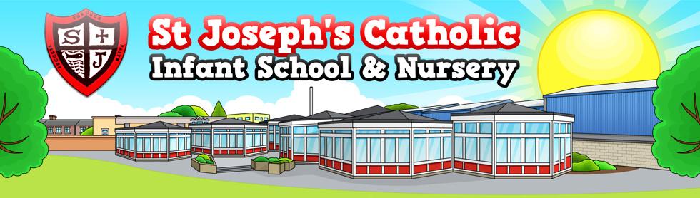 St Joseph's Catholic Infant School logo