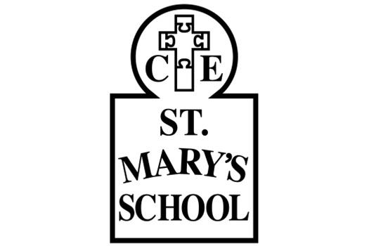 St Mary's CofE logo