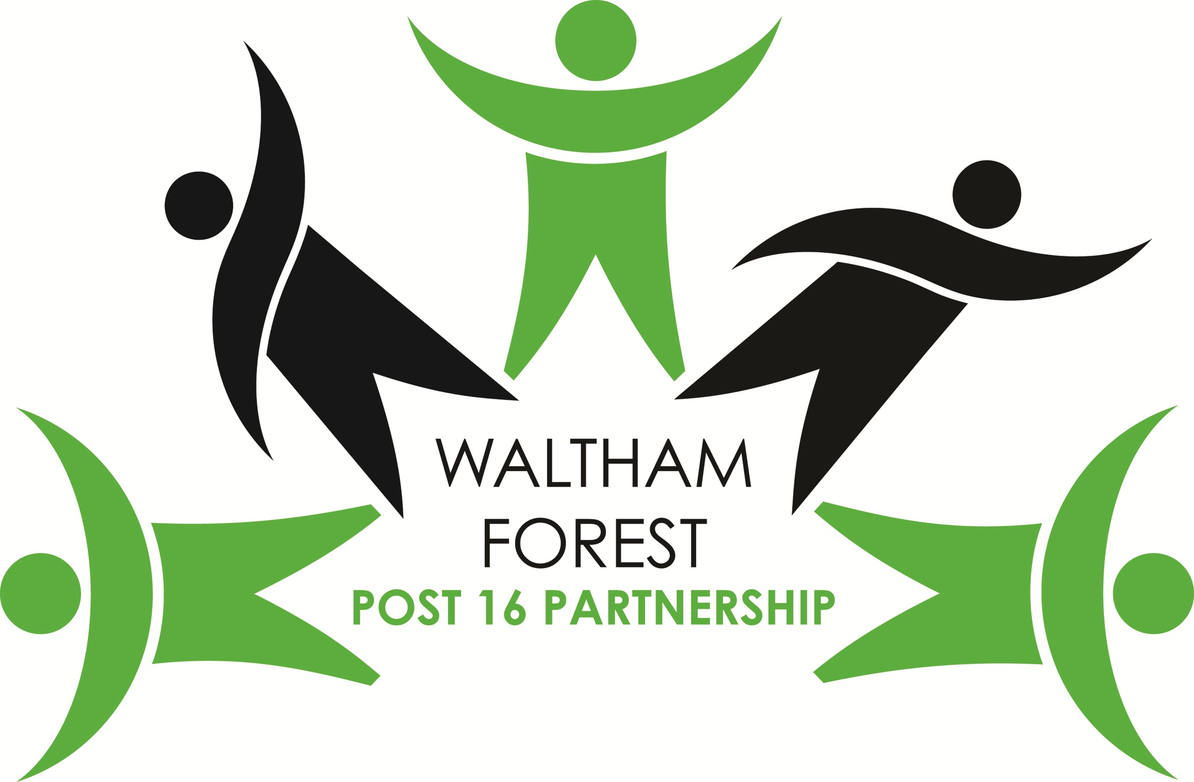 Waltham Forest Post 16 Partnership logo