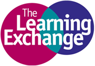 The Learning Exchange logo