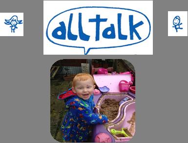 All Talk logo