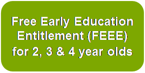 Free Early Education Entitlement (FEEE) for 2, 3 & 4 year olds